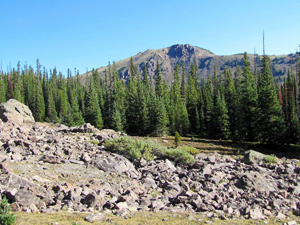 Sneva Peak