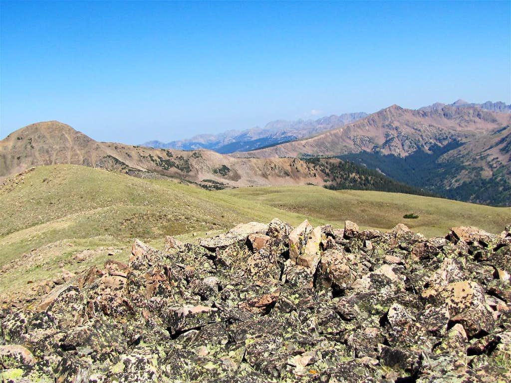 Uneva Peak & Gore Range