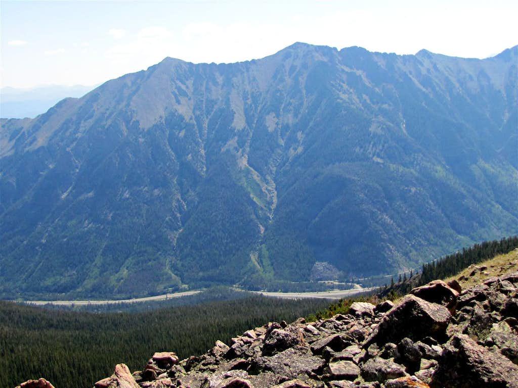 I-70 plus Peak 1 & Tenmile Peak