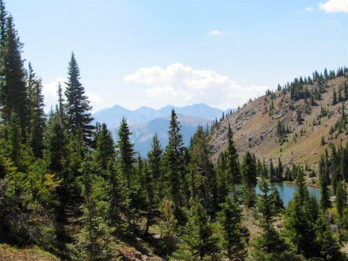 Lost Lake & Tenmile Range