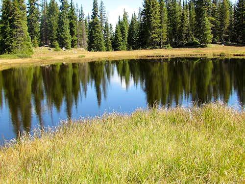 Lake 11350 ft