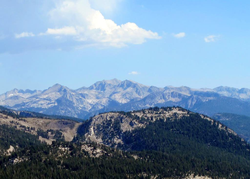 Silver Peak from Mammoth
