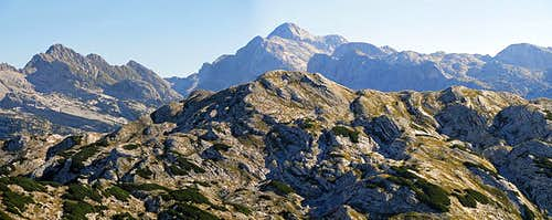 Triglav and Lanzevica
