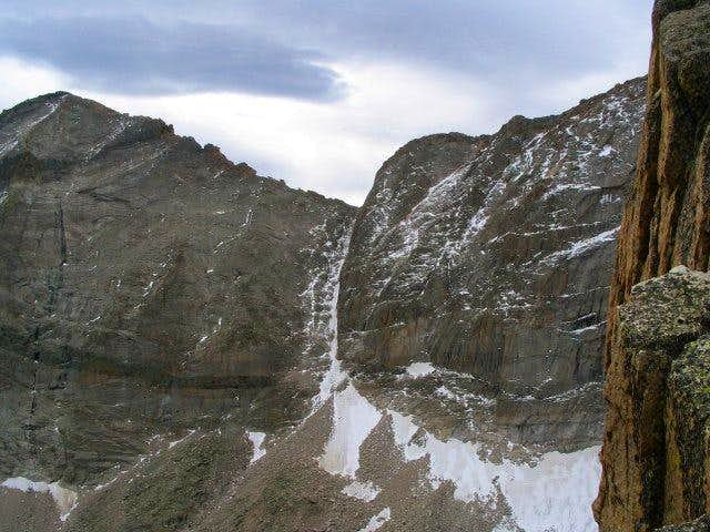 Pagoda-Chiefs Head Couloir