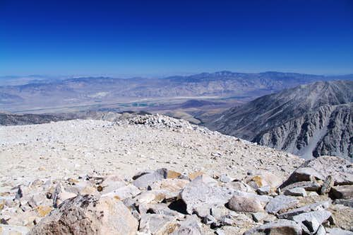 Owens Valley from Sky Haven
