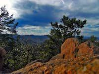 Carpenter Peak Summit