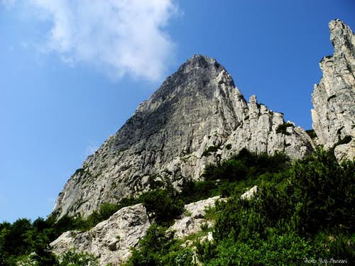 Baffelan East face