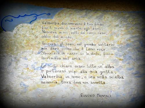 Valmorbia by Eugenio Montale, the poet-soldier on the summits of Pasubio
