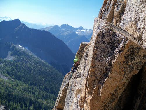 Amber on pitch two
