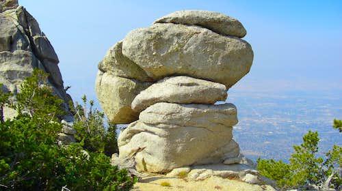 Granite.....