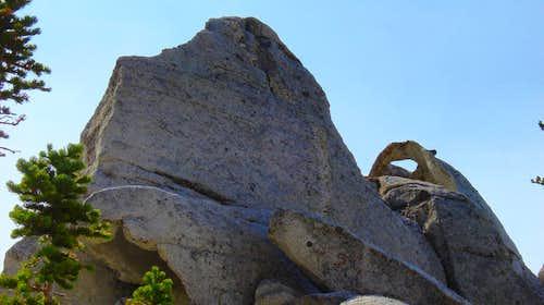 More Granite...