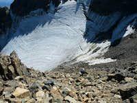 SE Glacier on Ritter