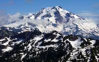 Glacier Peak from Meadow Mountain