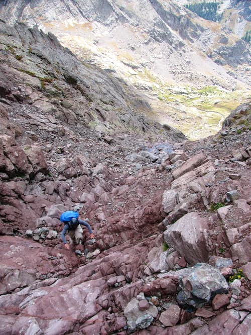 The Red Gully