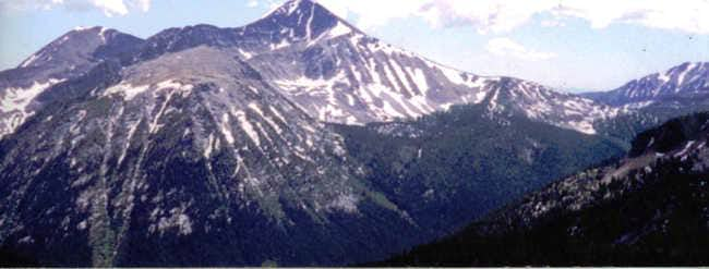 West Goat Peak