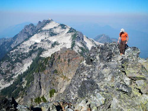 Gunn Peak Summit