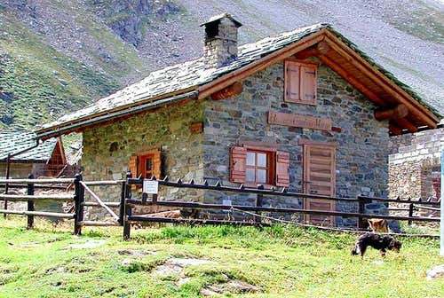 Gran Paradiso GROUP:...