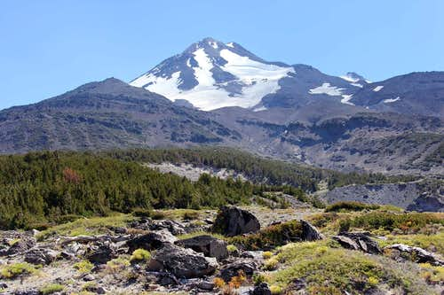 Bolam Glacier, Mt Shasta