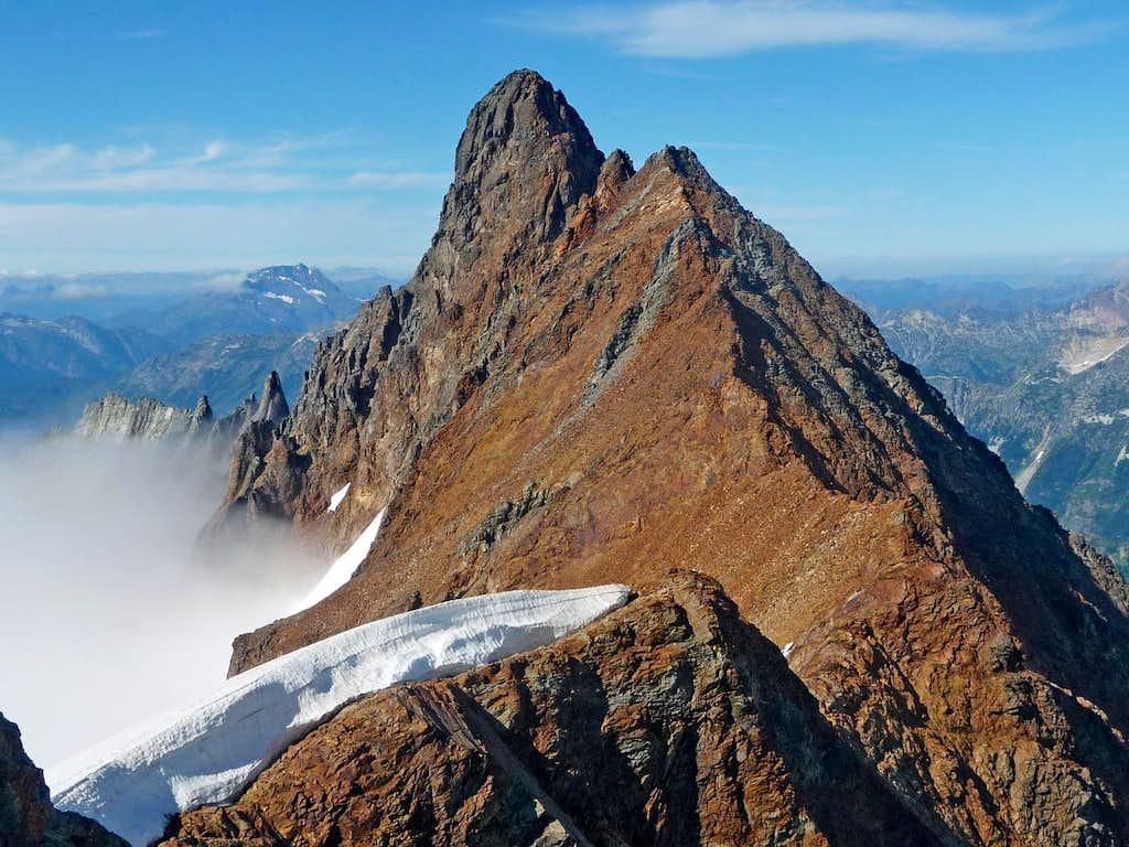 Boston Peak's South Face