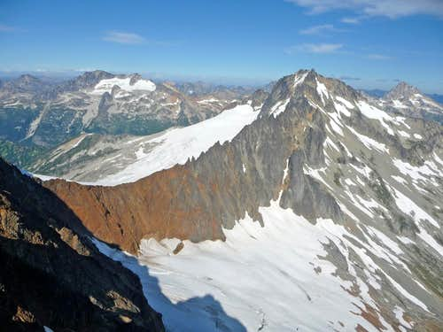 Ripsaw Ridge with Buckner