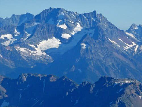 Bonanza Peak to the South West
