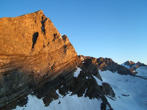 Hyndman Peak at Sunrise