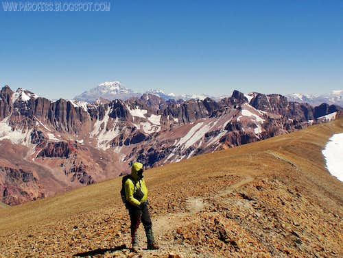 Me and Aconcagua
