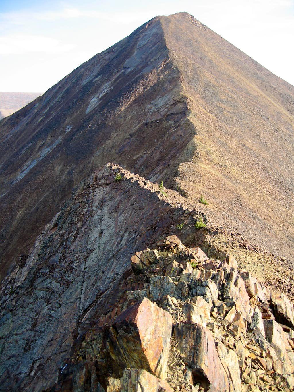 Monument Pk ridge