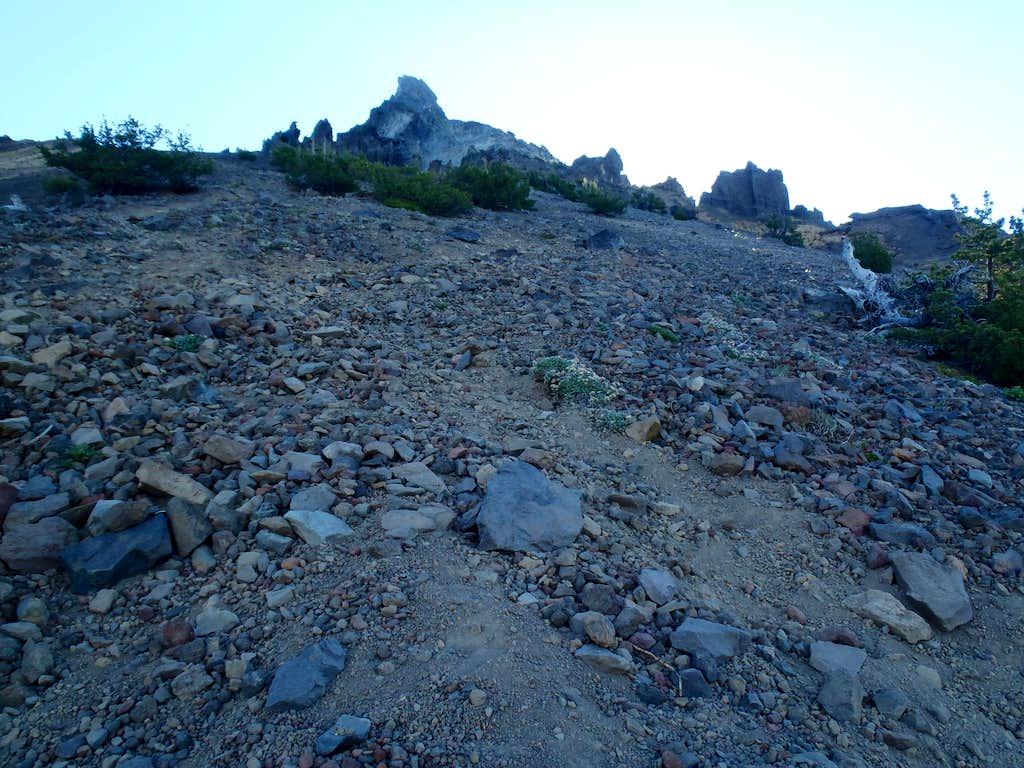 Mount Thielsen - West Ridge