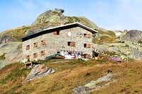 Alpine REFUGES in the Aosta Valley <b>(La Thuile Valley)</b>
