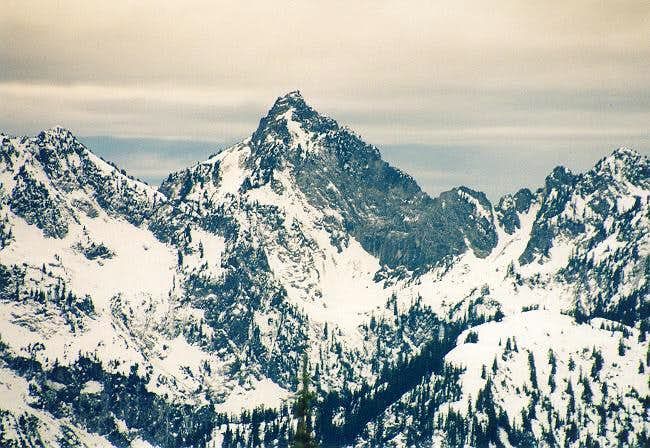 Kaleetan Peak from the...