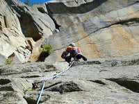 Orco Valley International Trad Climb Meet