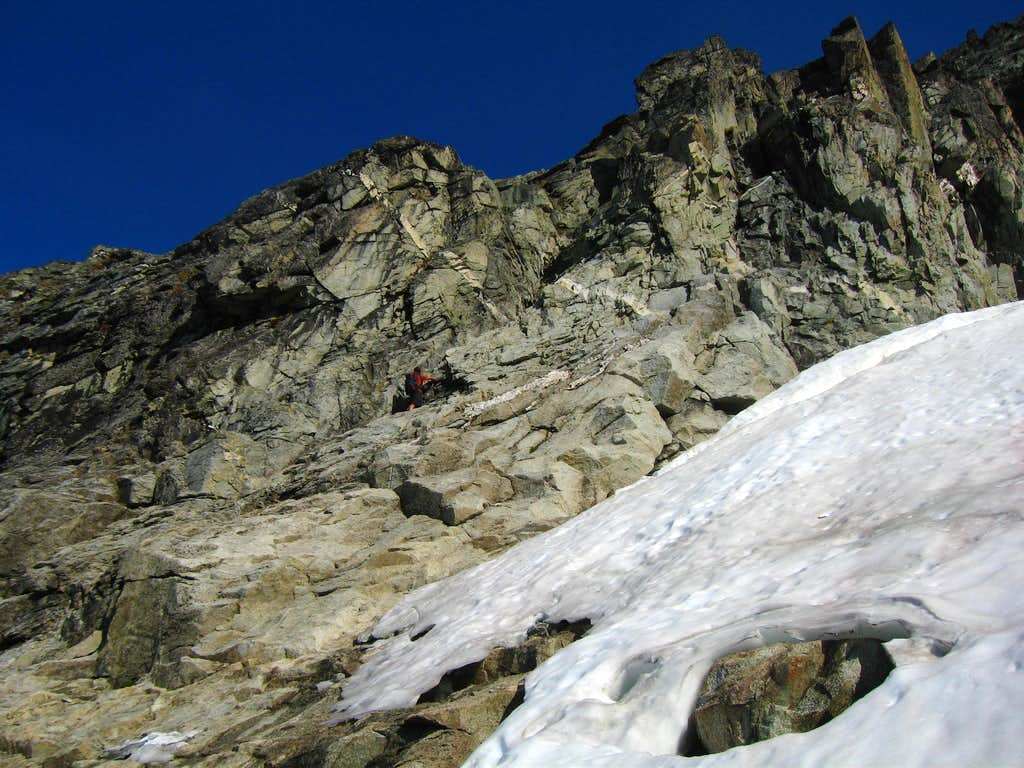 The access gully