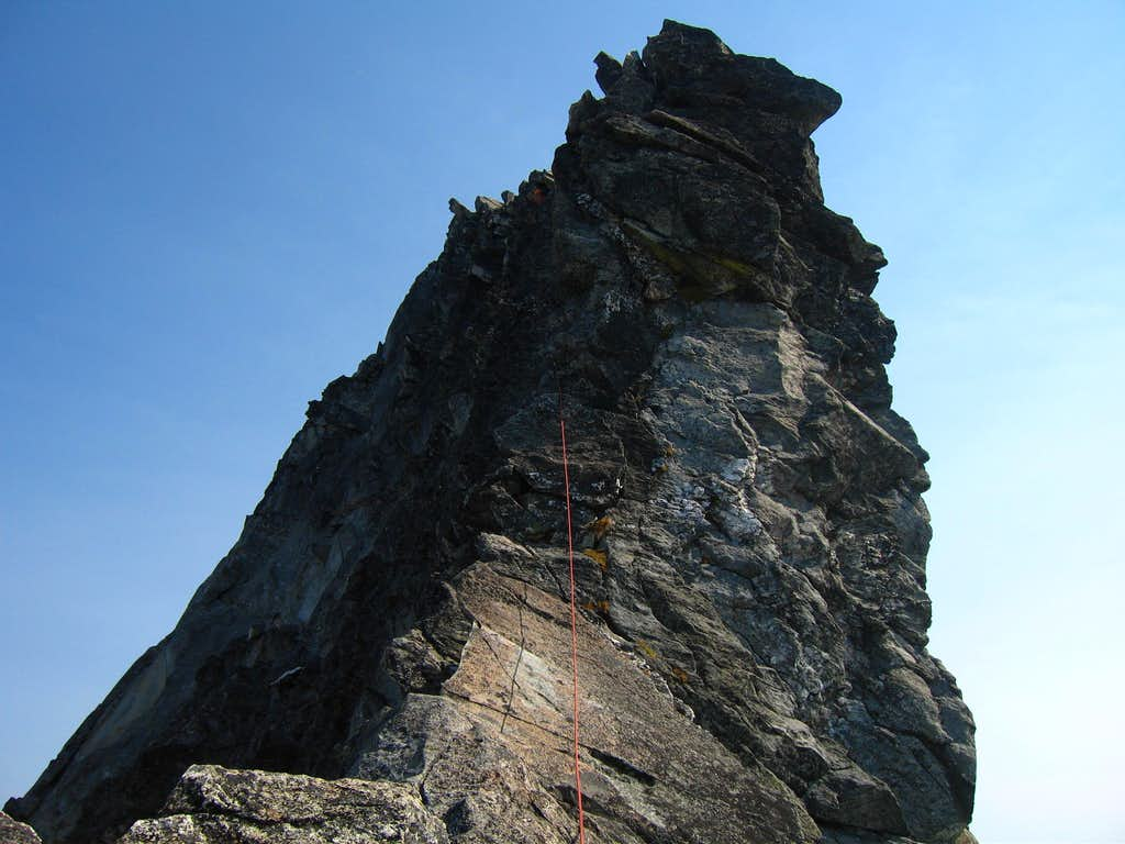 The crux tower