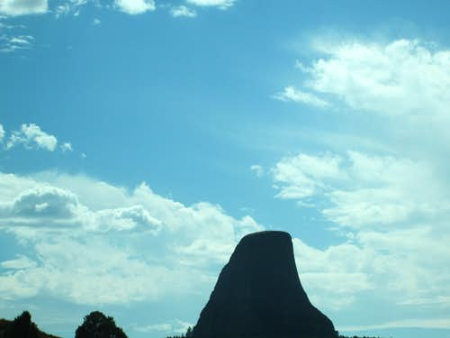 Not your ordinary hills-Devils Tower