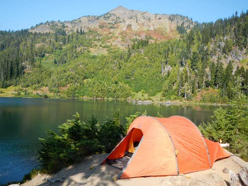 Upper Lena Lake Camp