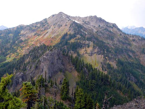 Mount Lena East Face