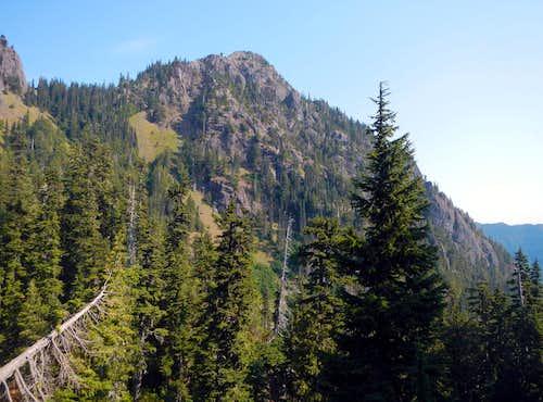 Mount Lena (East Peak)