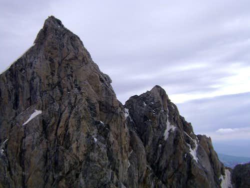 The Grand Teton's North Ridge