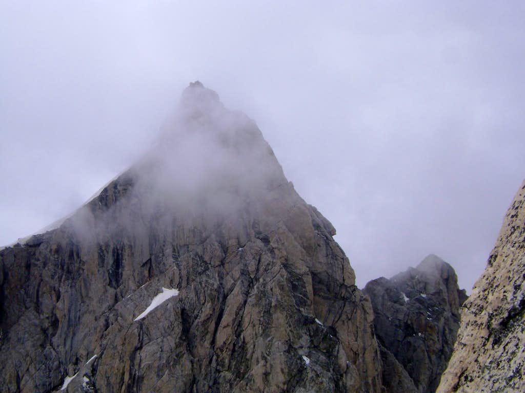 North Face/Ridge of the Grand Teton