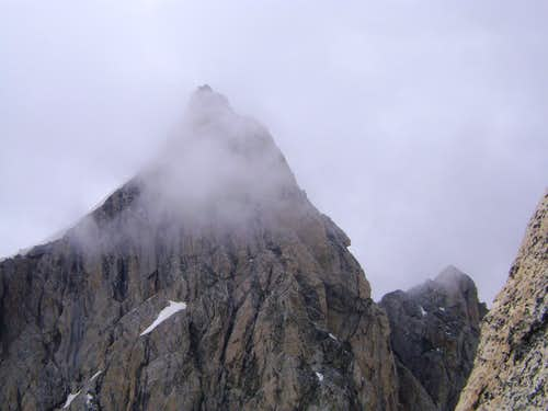 North Face/Ridge of the Grand Teton