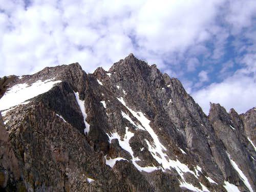 Granite Peak-Highest Peak in Montana
