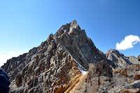 Granite's upper mountain