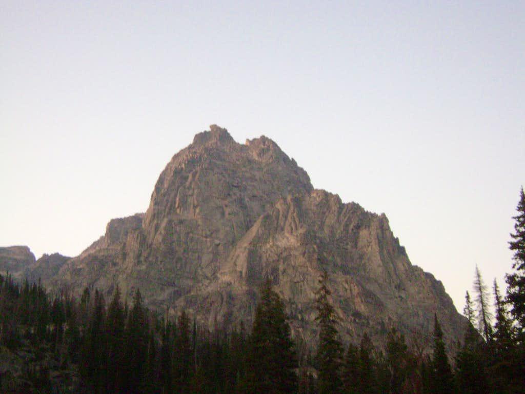 Mt Cowen, Absaroka Range, Montana