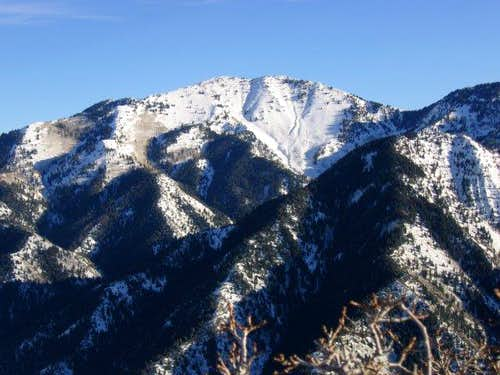 Gobblers Knob, as viewed from...