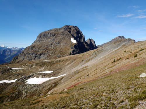 Mount Rideout and Southwest Ridge
