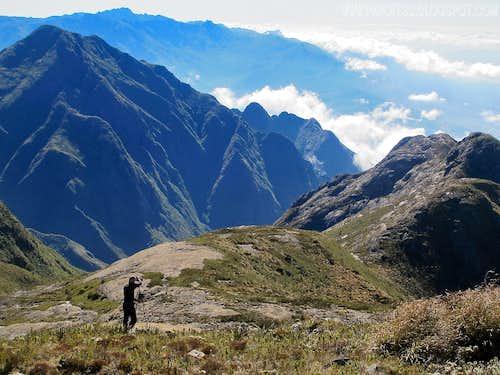 Cabeça de Touro Peak