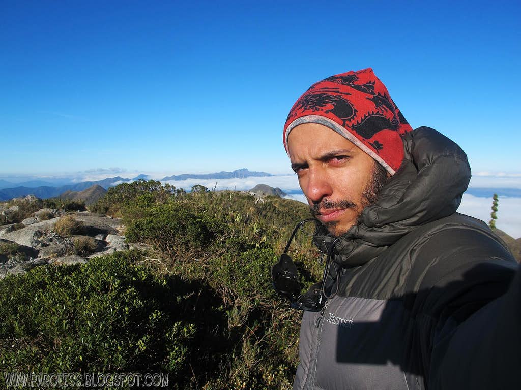 Splattski summit shot, Mina Rock: 2.798m