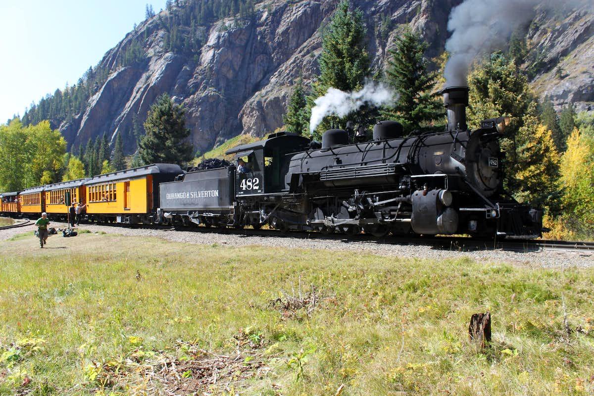 The durango silverton train photos diagrams topos for The silverton