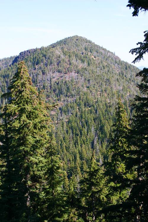 Mount Carmine Southwest Ridge
